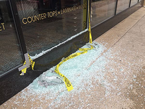Commercial glass repair in Prescott by Able Auto Glass